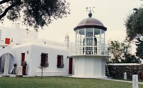 Aegean Maritime Museum - Non-profit Institution